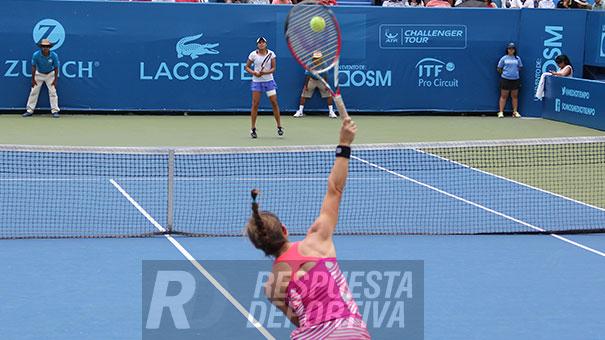 VICKY GARIBAY: Marcela Zacarías se corona en el Jalisco Open.