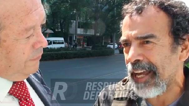 VIDEO:  DAMIÁN ALCÁZAR