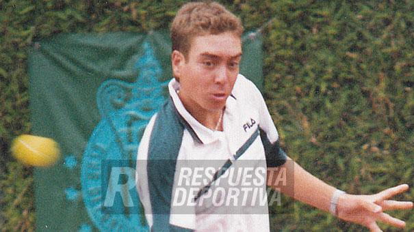 DANIEL LANGRE, CAMPEÓN POR EQUIPOS DE LA NCAA EN 2002