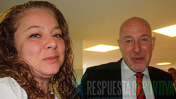 EL POSIBLE ADIOS DE AMALIA VALASSI DE LA FMT