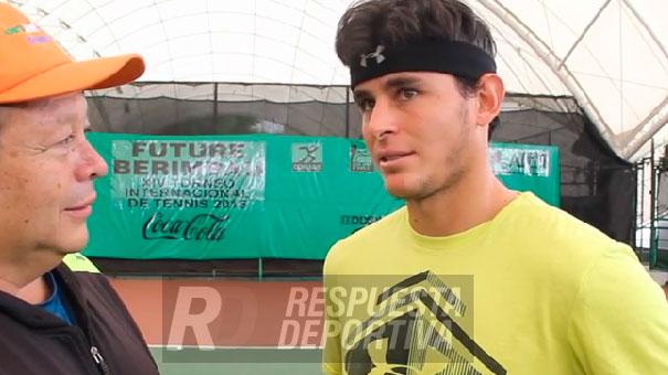 Iván Endara ante Kevin King, la final del Villahermosa Open