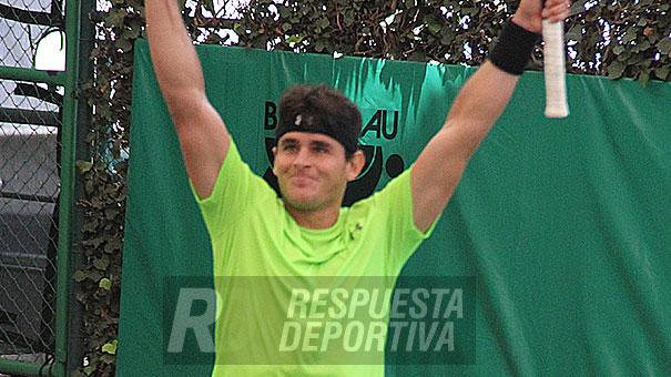 Endara, primer finalista en el 10º Abierto Casino San Ángel by Be Grand