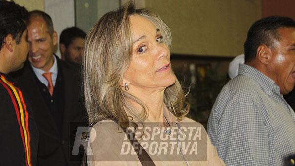 DAMAS: LETICIA SANDOVAL DE TORRES