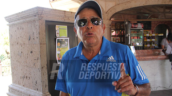ROBERTO CHÁVEZ NUEVAMENTE EN RESPUESTA DEPORTIVA