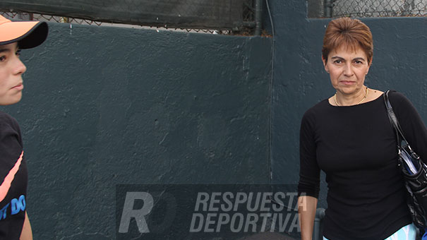 DAMAS: MAMA DE DIANELA RODRÍGUEZ