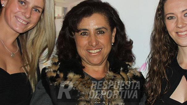 DAMAS: ELISA ROMANO