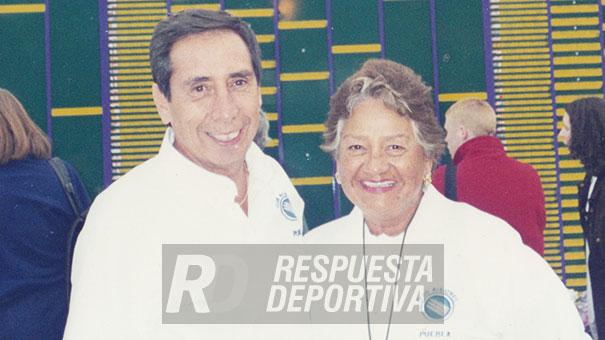 YO TE VI EN RD: YOLA RAMÍREZ, MAMA DEL TENIS MEXICANO