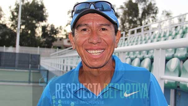 JAVIER BECERRA CAPITÁN DEL EQUIPO MUNDIALISTA DE 14 AÑOS