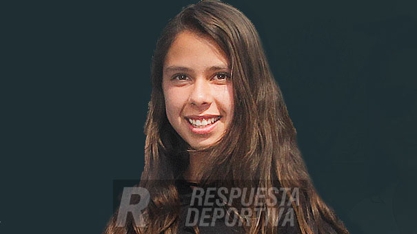JUVENILES: MARÍA DELGADILLO