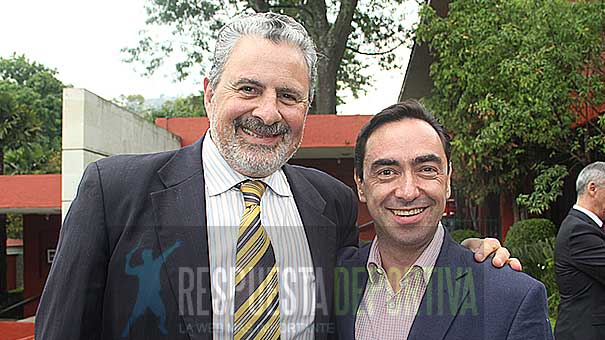 ALFREDO JIMÉNEZ DE SANDI, REELECTO COMO PRESIDENTE DE LA ASOCIACIÓN DE GERENTES DE CLUBES DEPORTIVOS