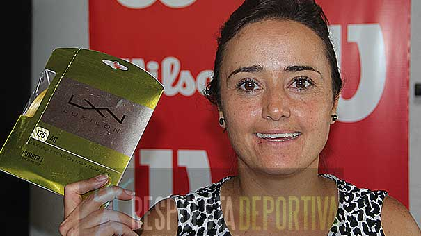 DAMAS: BELEN FERNÁNDEZ SE CONVIRTIÓ EN HEALTH COACH EN NUTRICIÓN PARA TENISTAS