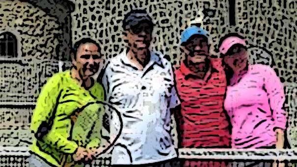 """""""'Amigos del Choplin Open 2015""""."""