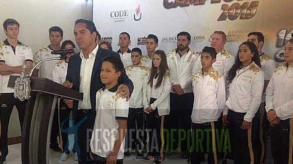 VICKY GARIBAY: Jalisco 16 años campeón en la Olimpiada Nacional.