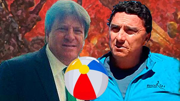 EL PIOJO Y LEO TARNSITAN RUMBOS SIMILARES