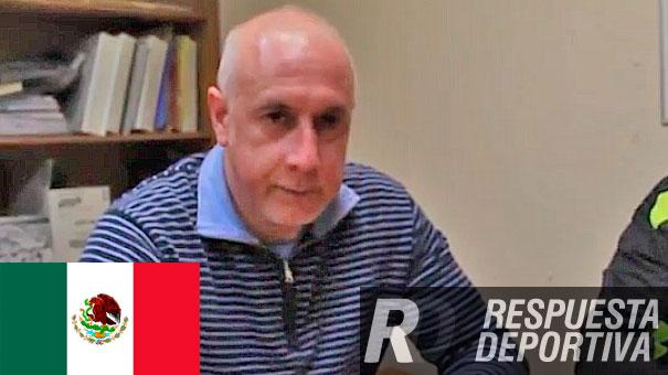 DISTRITO FEDERAL: CARLOS BUENFIL FINALIZA CICLO AL FRENTE DEL JUNIOR