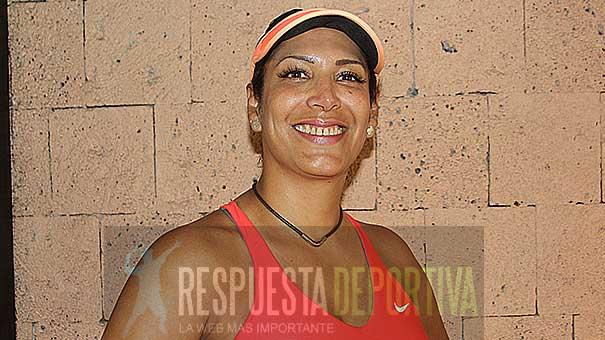 DAMAS: LUCY MANTILLA SE INICIA EN EL OLIMPIA