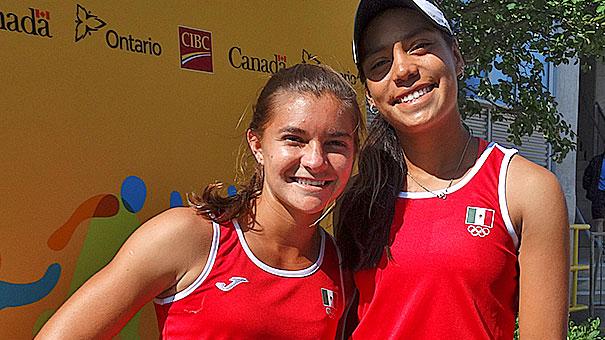 CONADE: Victoria Rodríguez buscará el doblete en dobles y singles