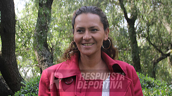 DAMAS: PAOLA ROGEL