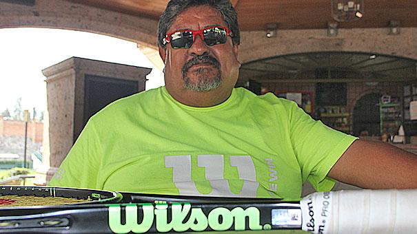 EL TENIS VISTO POR WILSON: JORGE VERGARA