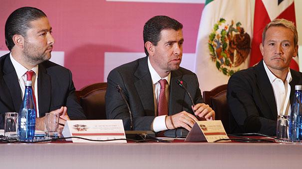 ALFREDO CASTILLO: Destinará CONADE recursos sustanciales en 2016 para ampliar la activación física en México