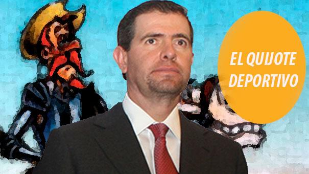 ALFREDO CASTILLO PONE EN TELA DE JUICIO A FEDERACIONES NACIONALES EN AUDIO DE MVS NOTICIAS