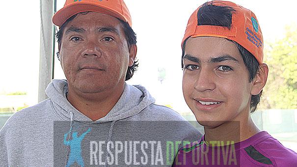 DAVIS DORANTES, TENISTA DE CANCHAS PUBLICAS CAMPEÓN DEL VI NACIONAL FMT-CONADE