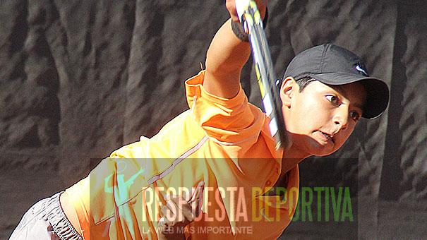 CUARTOS DE FINAL 12 AÑOS: EMILIANO AGUILERA SUDO LA GOTA