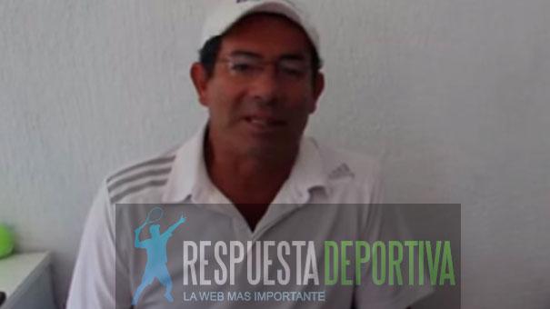 DESCENDIENTE DE TOÑO PALAFOX, CAMPEÓN MEXICANO DEL US OPEN Y WIMBLEDON CON RAFAEL OSUNA REVIVE MOMENTOS HISTÓRICOS