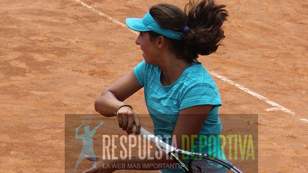DIANELA RODRÍGUEZ Y ROMARY CÁRDENAS EN LA SEMIFINAL DEL ITF DE HONDURAS
