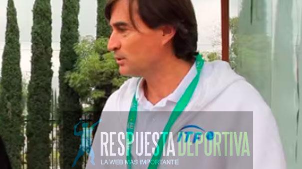 ESCUCHA AL ITALIANO QUE OPERA EL CIRCUITO ITF JUVENIL Y LOS CAMPEONATOS MUNDIALES