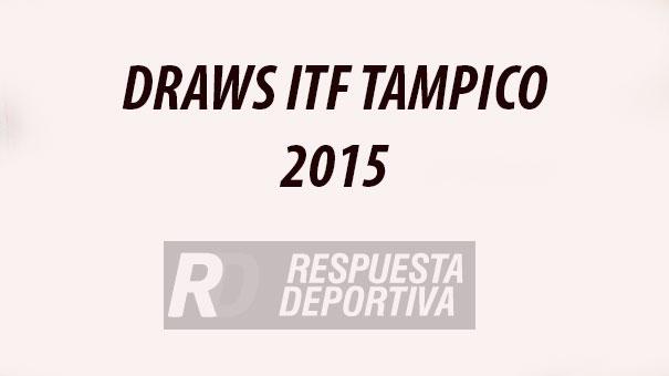 DRAWS COPA TAMPICO