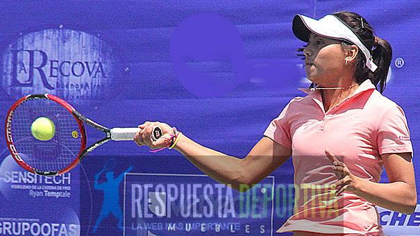 LA VICTORIA FUE PARA RODRÍGUEZ Y ESTA EN LA FINAL DEL ITF FENEPO 2015