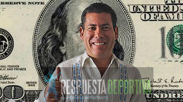 DIRECTOR DE TORNEO INTERNACIONAL SE QUEJA DE LA DEVALUACIÓN DEL PESO ANTE EL DOLAR