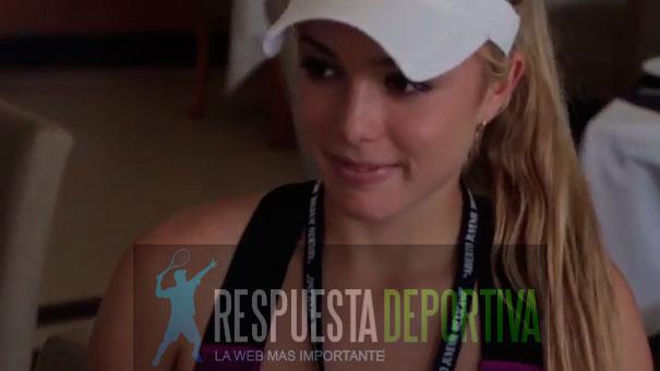 CONOCE A LA MEXICANA QUE GANÓ LA COPA TAMPICO COMO ESTADOUNIDENSE