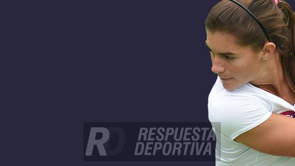 MARCELA ZACARÍAS CON 24 TORNEOS JUGADOS ES LA UNO DE MÉXICO