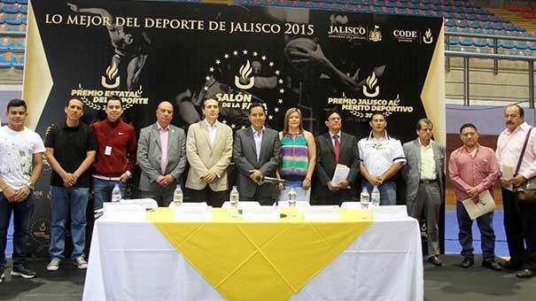 Dan a conocer convocatoria para reconocimientos deportivos en Jalisco.