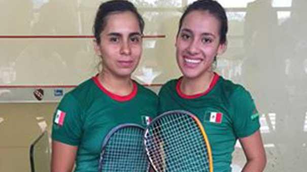 Jaliscienses campeones Panamericanos en Squash