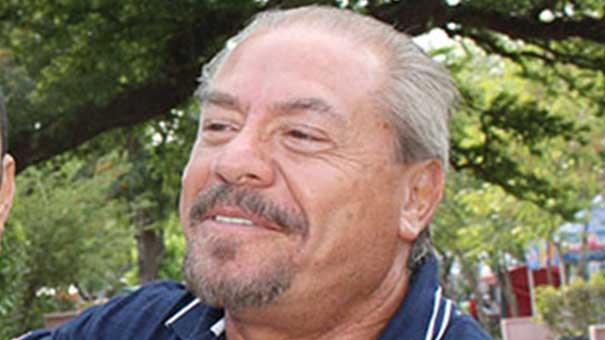 TENISTAS FALLECIDOS: CHUCHO AQUIQUE
