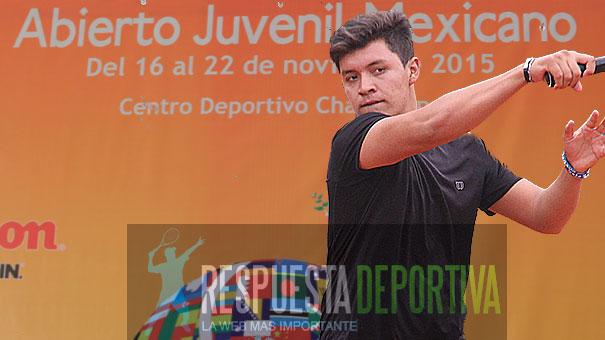 ABIERTO JUVENIL MEXICANO: HORARIOS TORNEO WILD CARD JUEVES