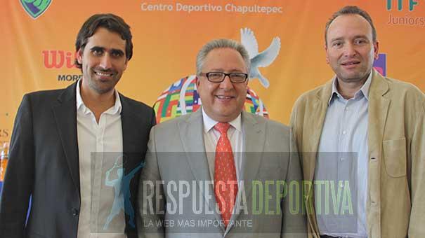 """PRESENTA EL CENTRO DEPORTIVO CHAPULTEPEC  """"IV EDICION DEL ABIERTO JUVENIL MEXICANO FMT"""""""