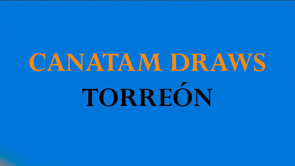 CANATAM TORREÓN DRAWS