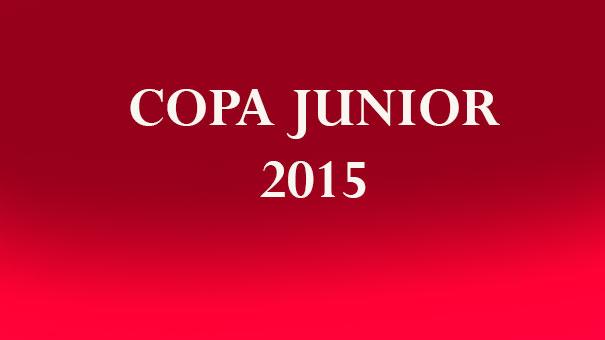 DRAWS FINALES COPA JUNIOR
