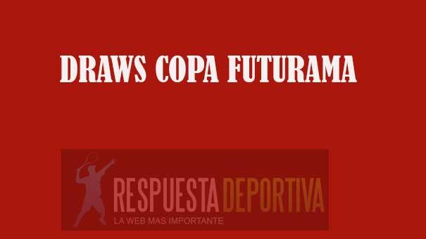 DRAWS COPA FUTURAMA
