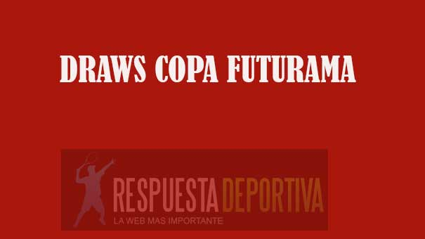 DRAWS JUEVES COPA FUTURAMA