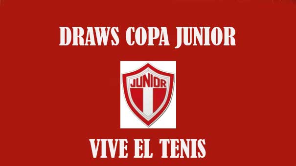 RESULTADOS Y DRAWS COPA JUNIOR