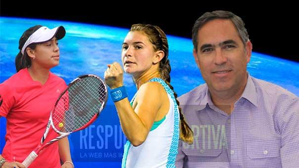 POR PRIMERA VEZ TENISTAS MEXICANAS ARRIBA QUE LAS ARGENTINAS EN EL RANKING WTA