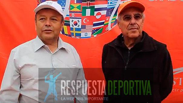 PANCHO OROZCO DE LA APT HABLA DEL TORNEO WILD CARD DEL ABIERTO JUVENIL MEXICANO