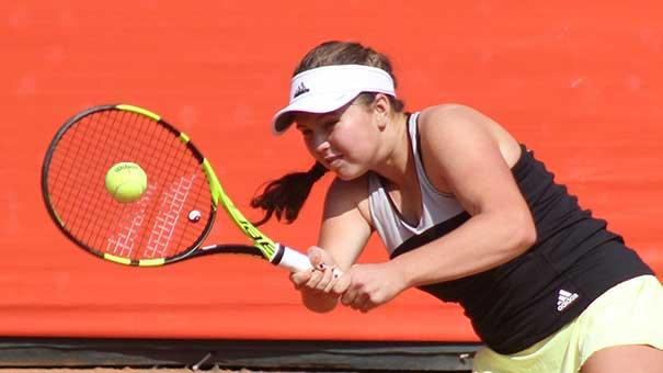 Bianca Vanessa Andreescu, campeona del Orange Bowl