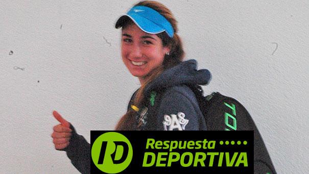 KAREN ALVAREZ, PRIMERA CLASIFICADA AL MAIN DRAW