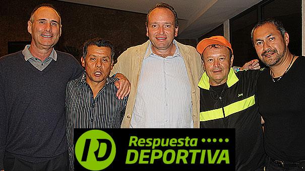 GALERIA: NACIONAL DE VETERANOS: RICARDO LANGRE, ROBA CAMARA EN EL CLUB REFORMA
